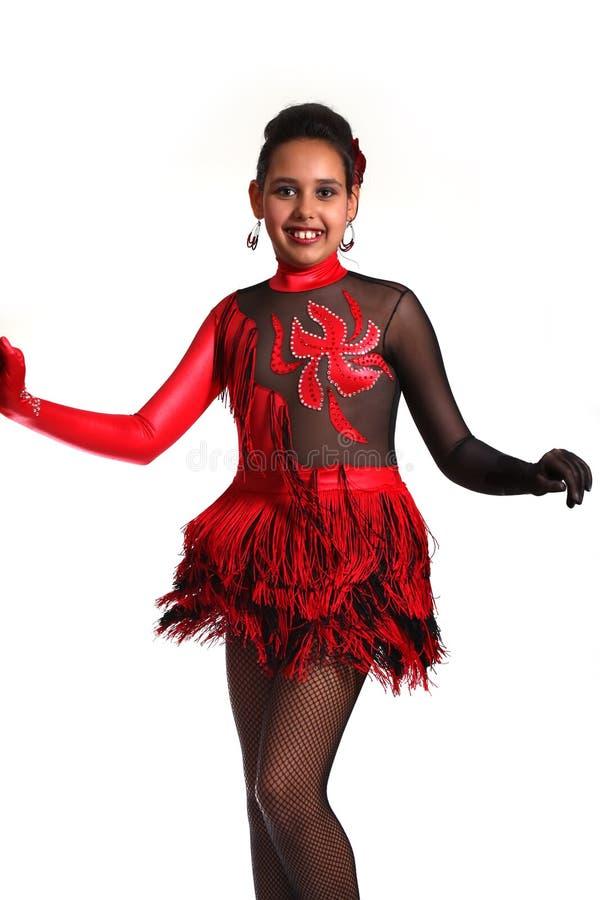 młody tancerzy, zdjęcie stock