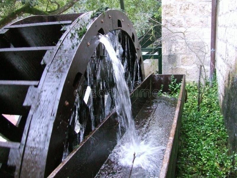 młyńska wody obrazy stock
