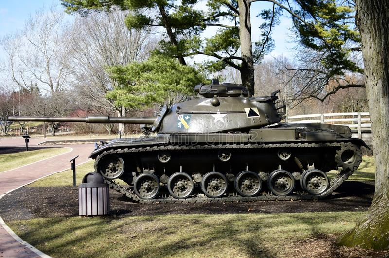 M60 δεξαμενή Patton στοκ εικόνες με δικαίωμα ελεύθερης χρήσης