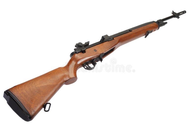 M14步枪 免版税图库摄影