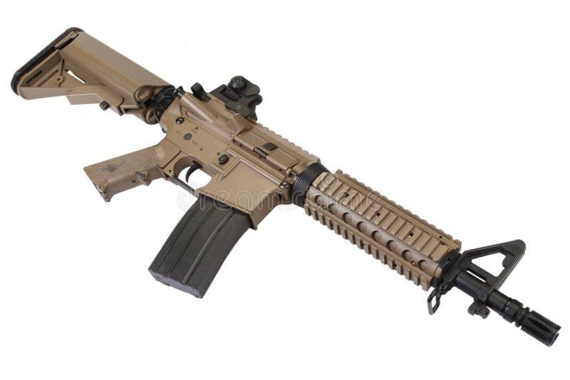 M4特种部队马枪 免版税库存图片