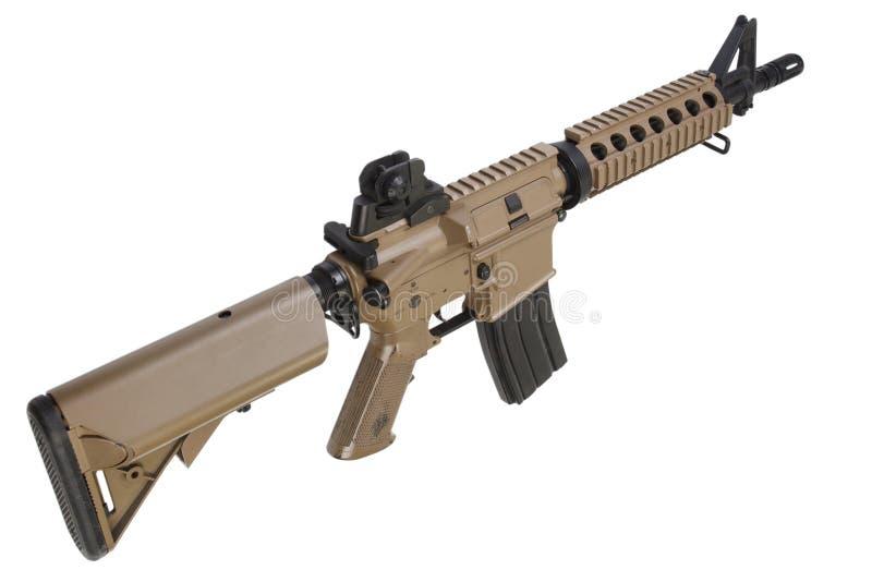 M4特种部队马枪 库存照片