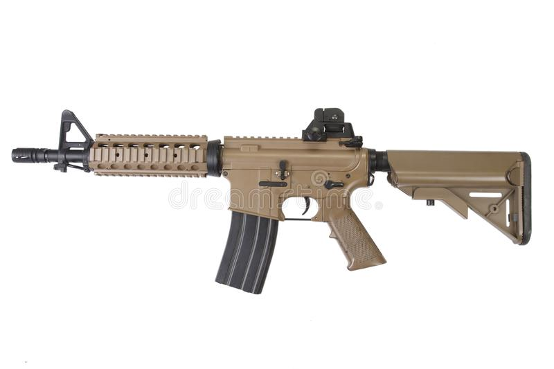 M4特种部队马枪 免版税库存照片