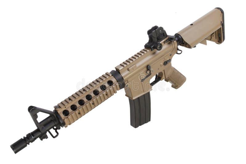 M4特种部队马枪 库存图片