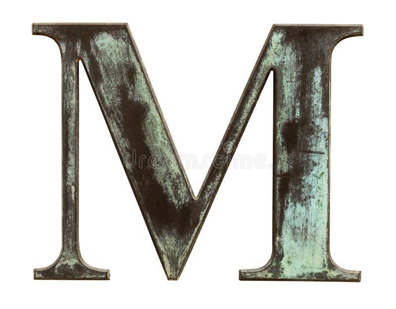 Download M image stock. Image du capital, laiton, empattement, lettre - 2148429
