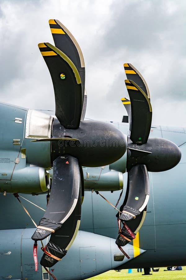 A400M imagens de stock