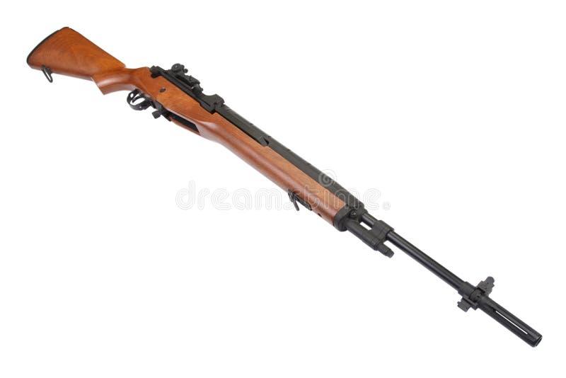 M14 geweer royalty-vrije stock afbeelding