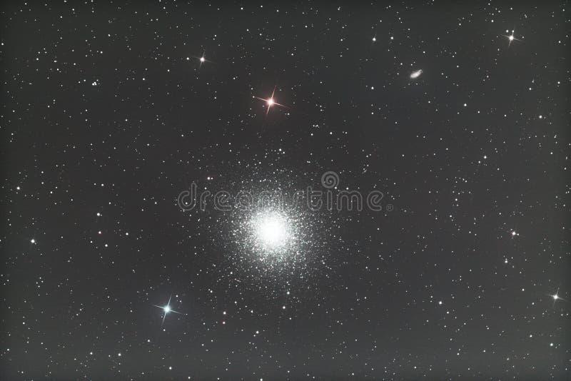 M13 - Groupe globulaire de Hercule photo libre de droits