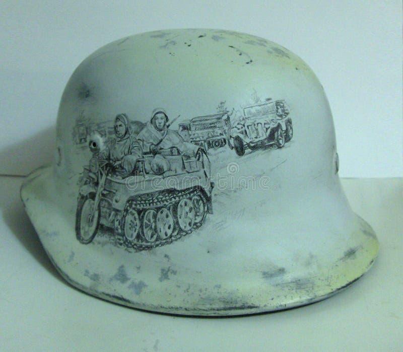 M40 helmet. stock photo