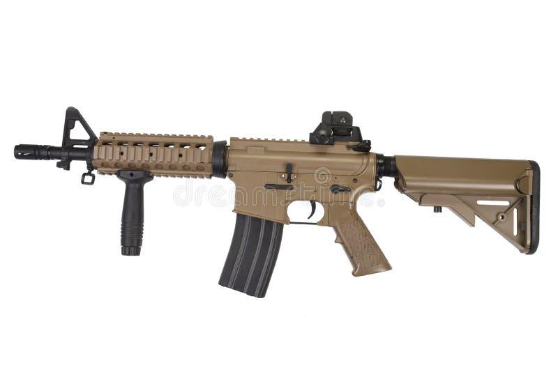 M4 jednostki specjalne karabinowe zdjęcie stock