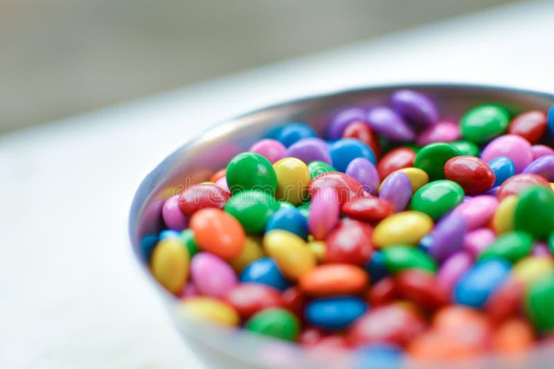 M&m's Chocolates In Bowl Free Public Domain Cc0 Image