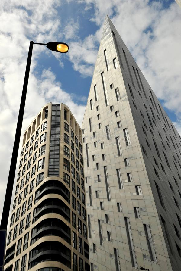 Shoreditch Tube Station: M By Montcalm Is A 23-story Hotel Near Near Old Street