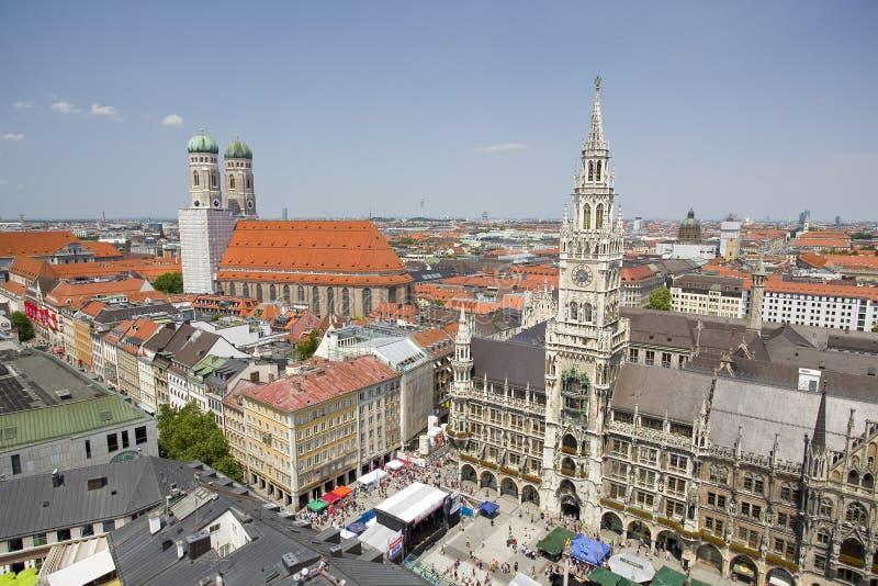 M?nchen, Duitsland stock afbeeldingen