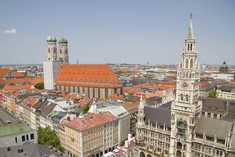 M?nchen, Duitsland royalty-vrije stock afbeeldingen