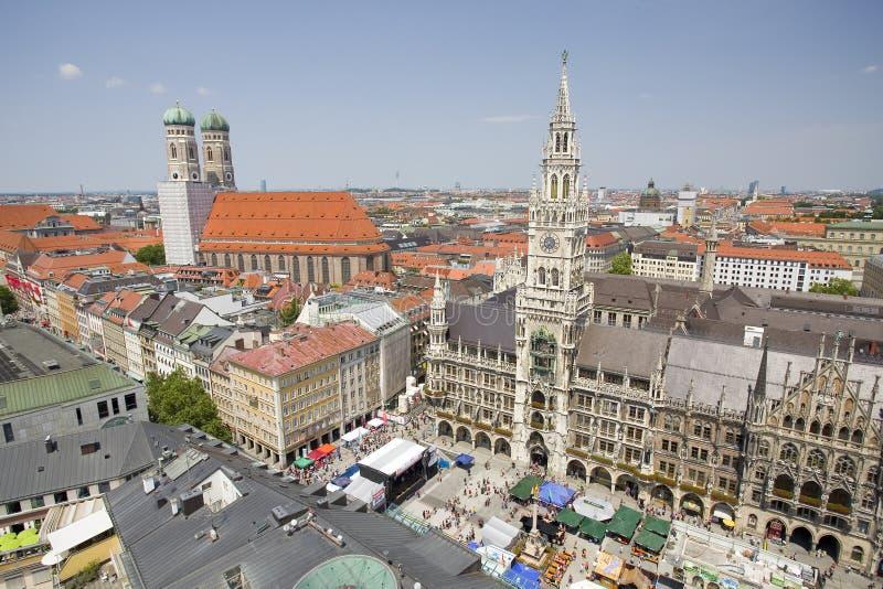 M?nchen, Duitsland royalty-vrije stock afbeelding