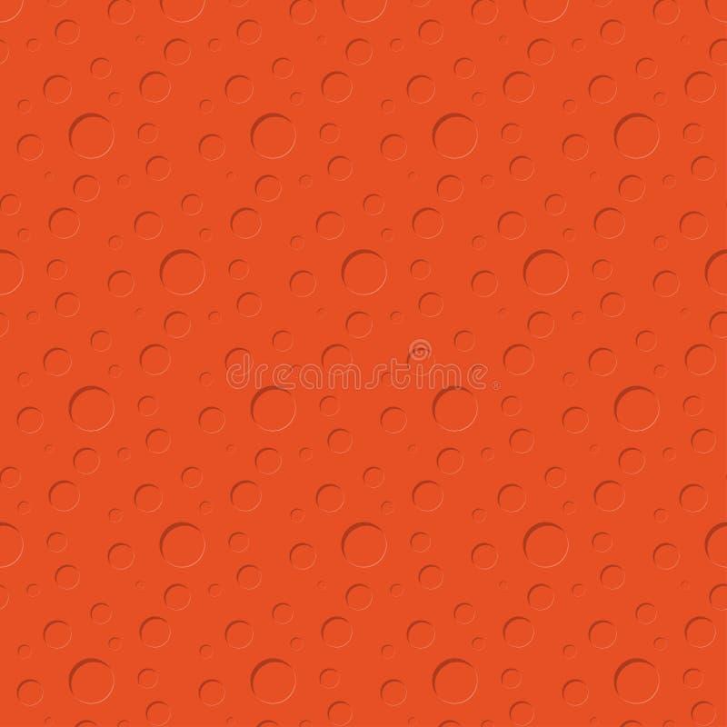 M?neyttersida med s?ml?s f?rgrik texturdesign f?r krater royaltyfri illustrationer