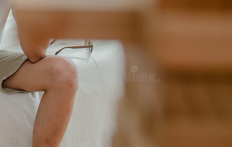 M?nner werden betont lizenzfreies stockfoto