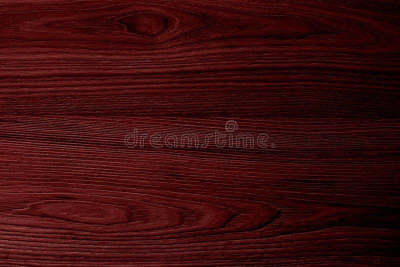 M?rk k?rsb?rsr?d wood textur royaltyfri fotografi