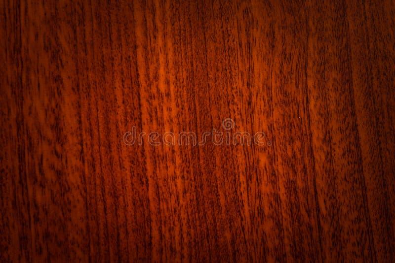 M?rk Wood bakgrundstextur arkivbild
