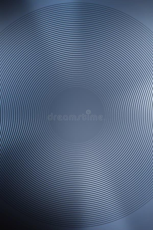 M?rkt metallst?l f?r abstrakt bakgrund brigham vektor illustrationer