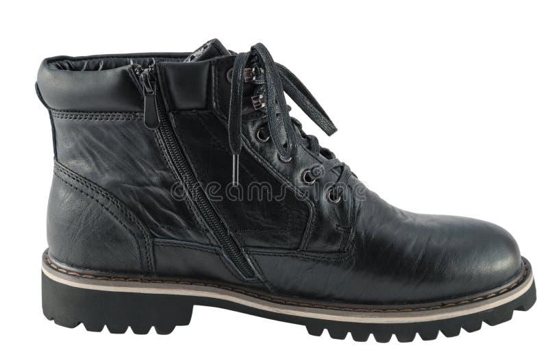Download Męscy zima buty zdjęcie stock. Obraz złożonej z klasyk - 28959026