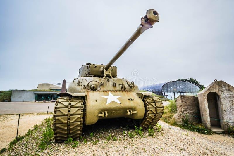 M4 Sherman stockfotos