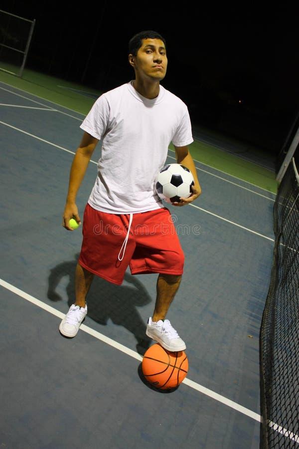 M. Sports photos libres de droits