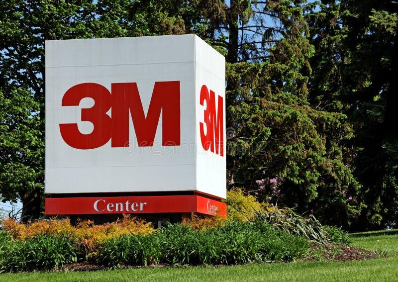 3M World Headquarters fotografía de archivo