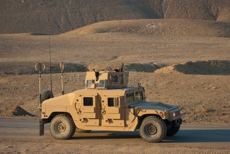 M1114 HMMWV foto de archivo libre de regalías