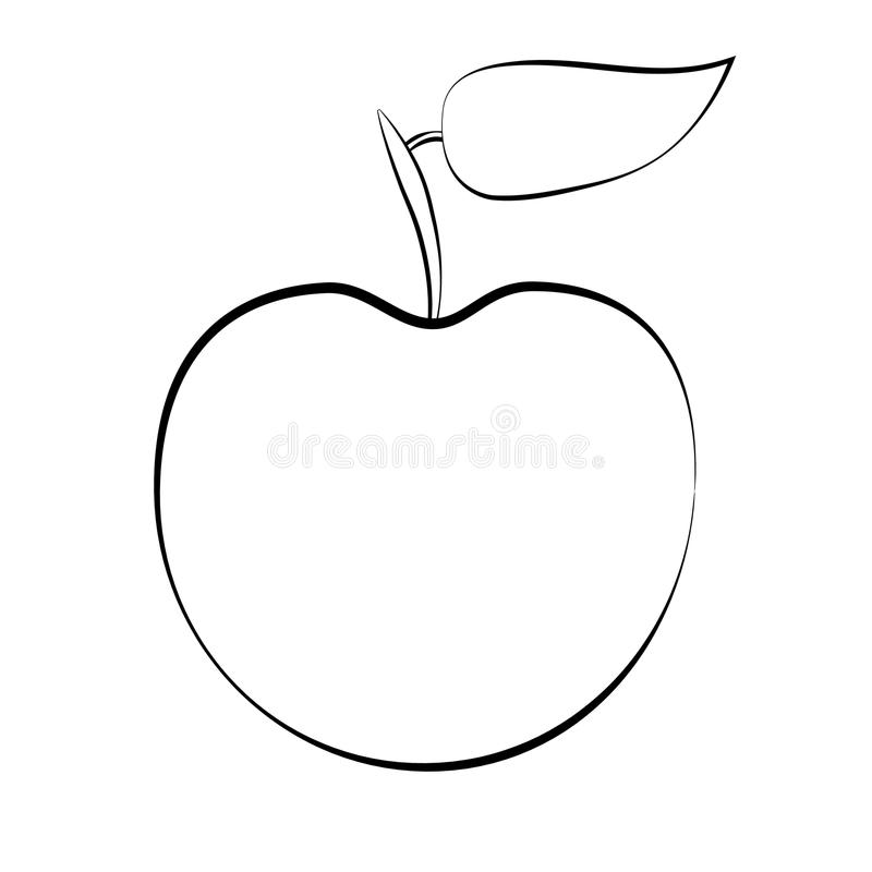 Ma branca com curso preto no fundo branco apple mostra em silhueta download ma branca com curso preto no fundo branco apple mostra em silhueta ilustrao stock thecheapjerseys Image collections