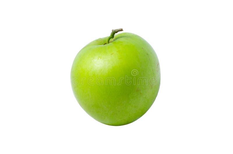 Maçã do macaco verde imagens de stock royalty free