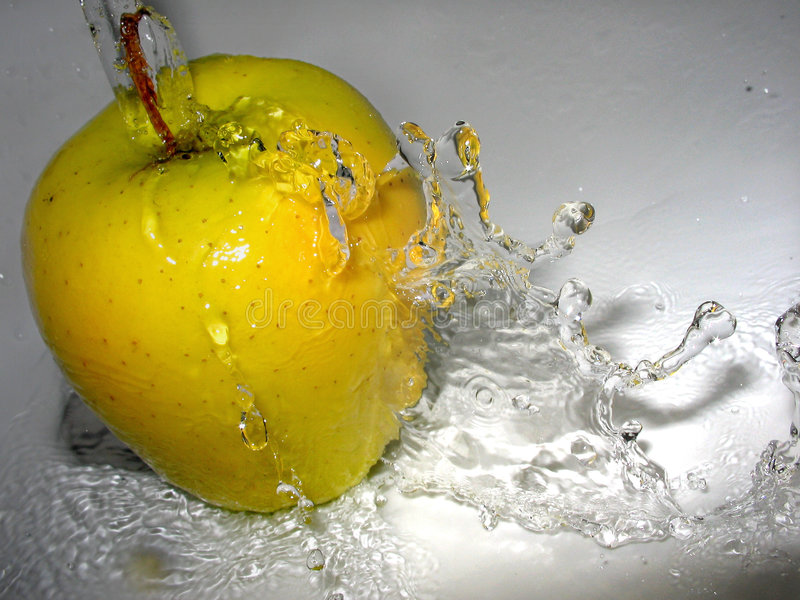 maçã saudável fotografia de stock