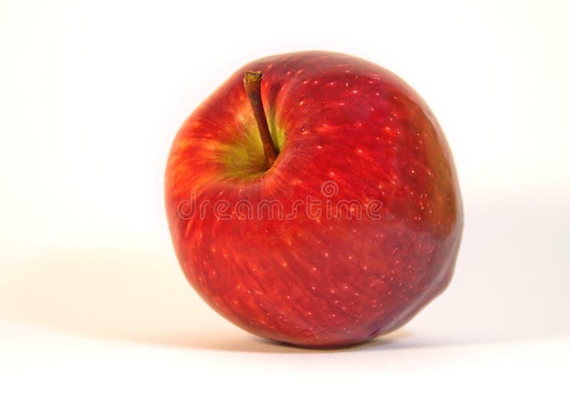 Download Maçã vermelha foto de stock. Imagem de frescor, dessert - 26500658