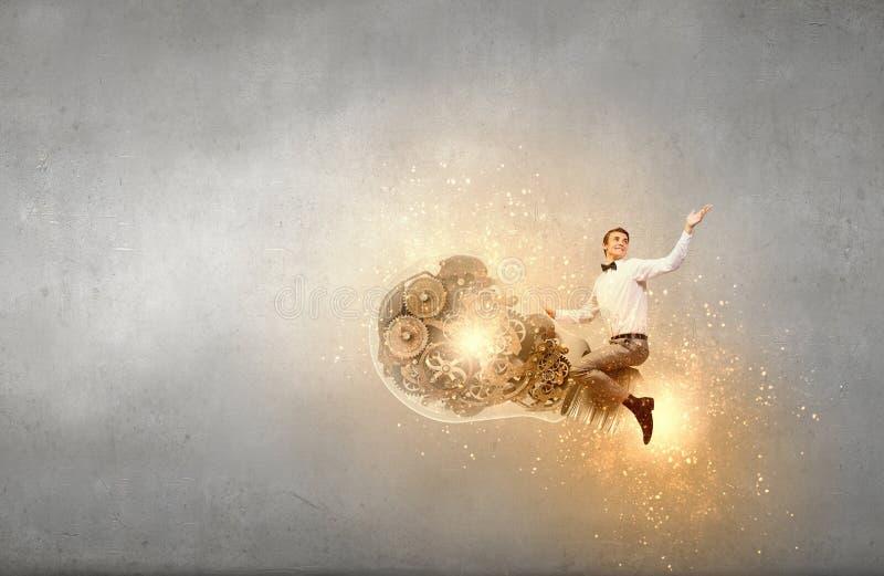 Download Maître de la créativité image stock. Image du businessman - 56480549