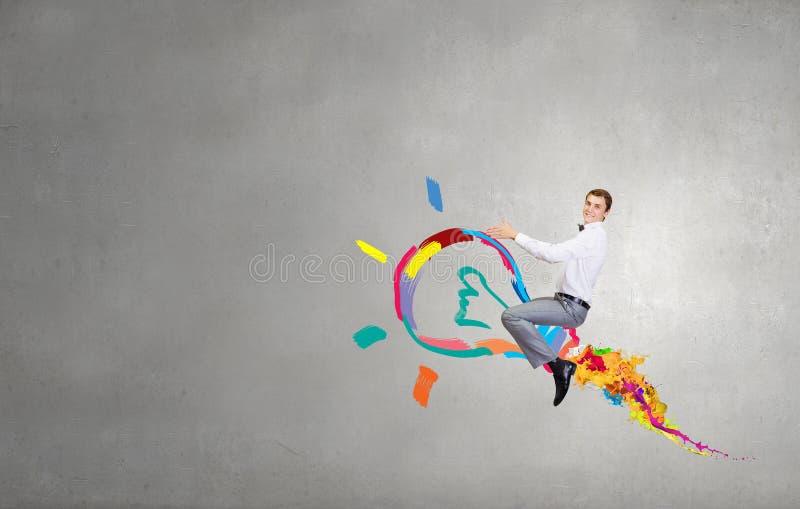Download Maître de la créativité photo stock. Image du énergie - 56480854