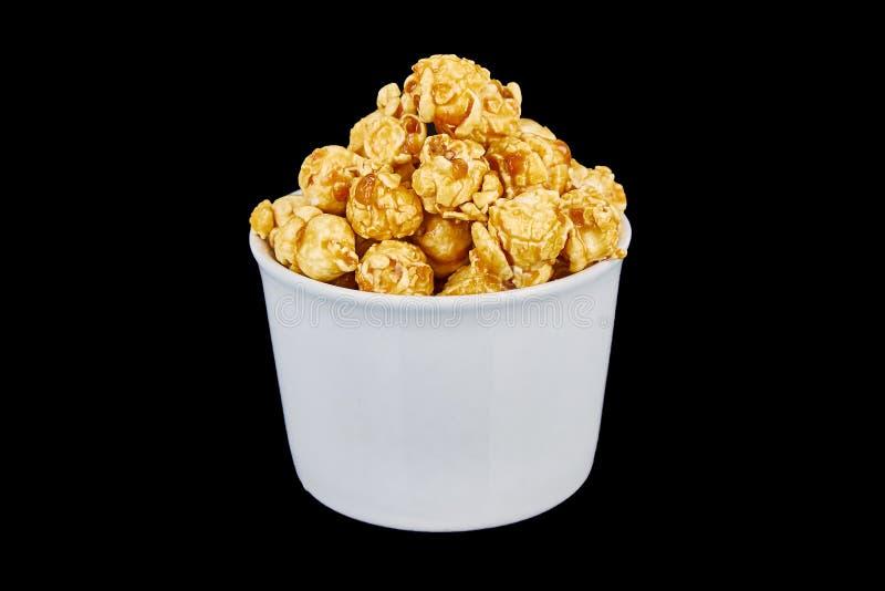 maïs éclaté délicieux photo stock