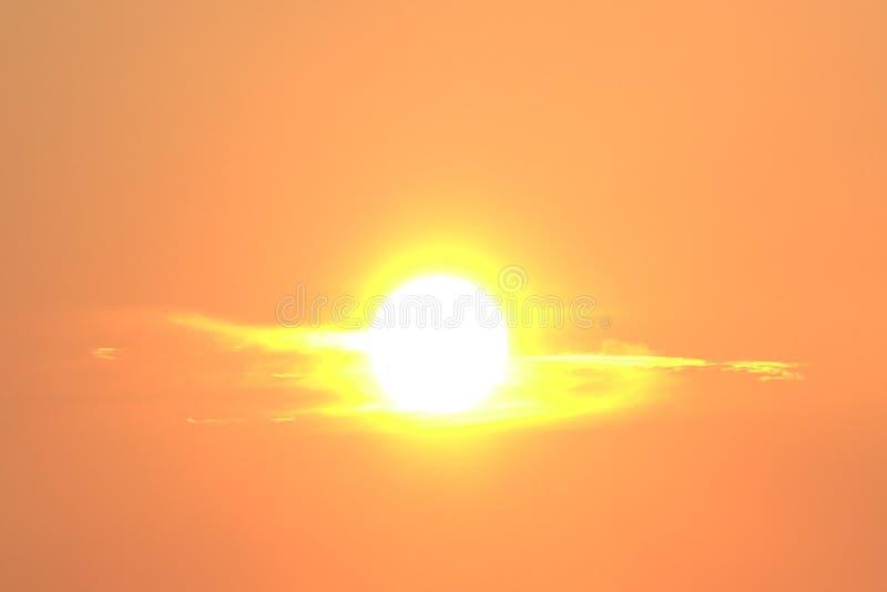 Mañana Sun fotos de archivo libres de regalías