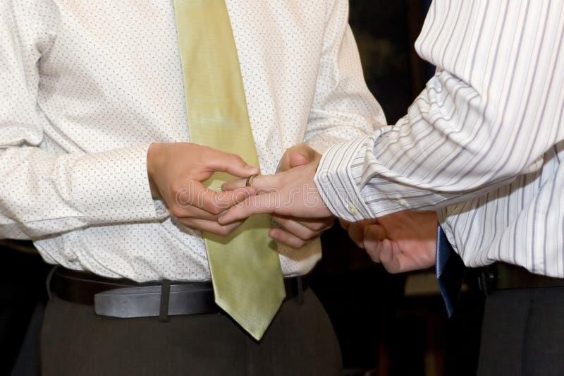 małżeństwa homoseksualne zdjęcie stock