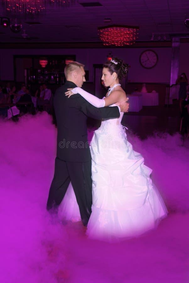 małżeństwo z miłości. zdjęcie stock