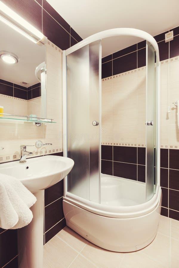 Mała łazienka fotografia royalty free