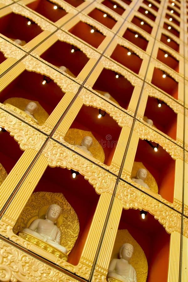 mała Buddha mozaika fotografia stock