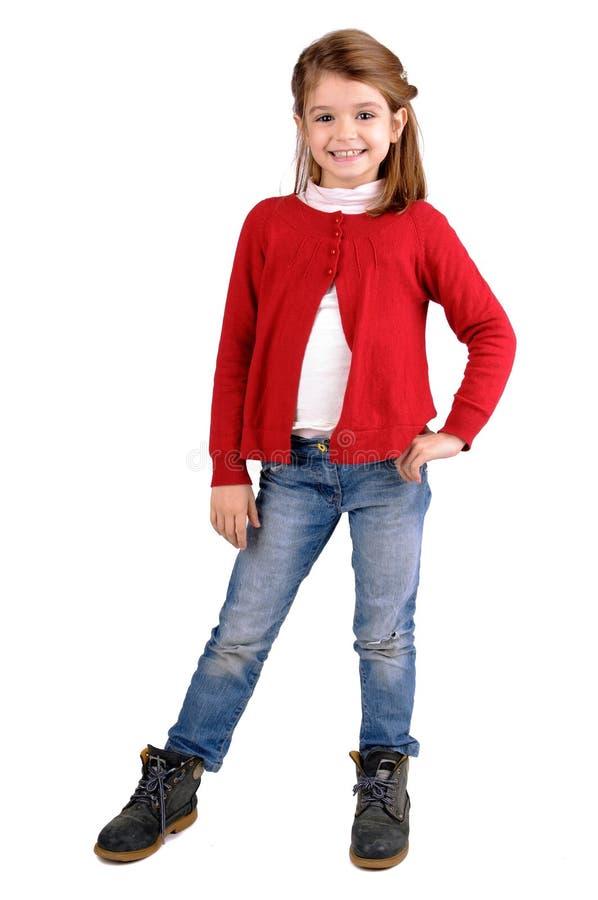 Mała dziewczynka fotografia stock