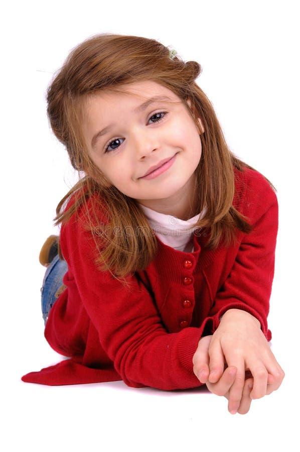 Mała dziewczynka zdjęcia stock