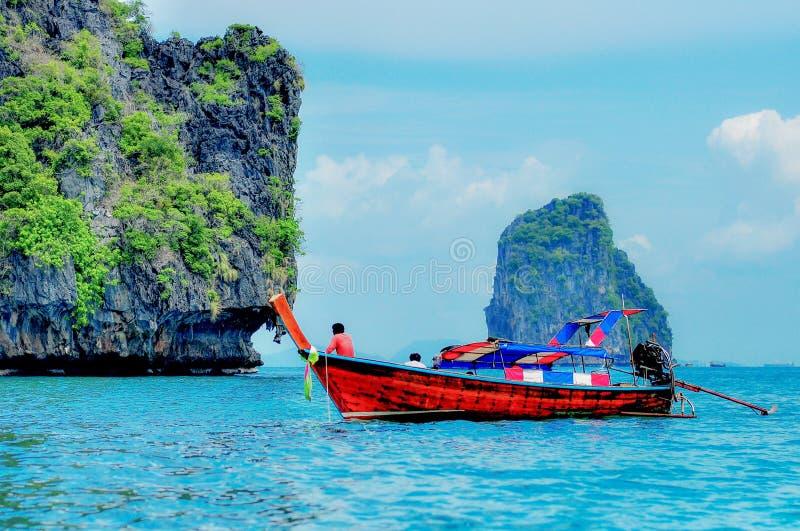 Mała morska wycieczka turysyczna obrazy stock
