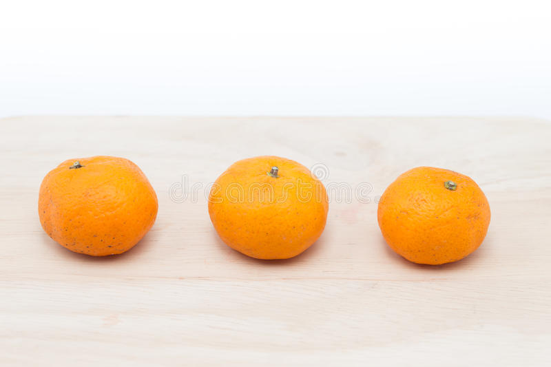 Mała pomarańczowa dekoracja obrazy stock