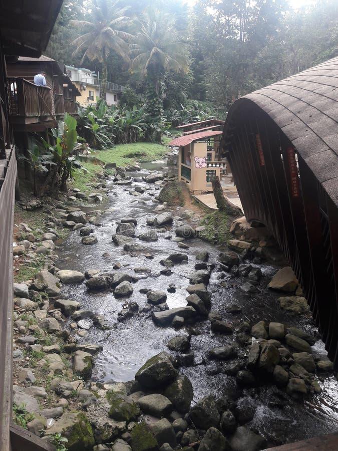 mała rzeki zdjęcie stock