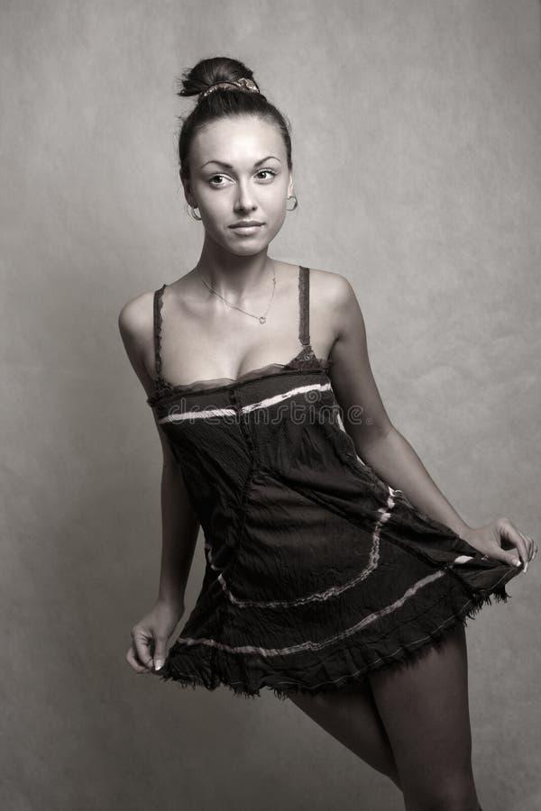 mała sukienka zdjęcia stock