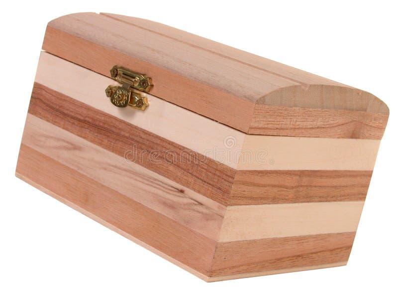 Download Małe drewniane pudełko obraz stock. Obraz złożonej z pudełko - 28571