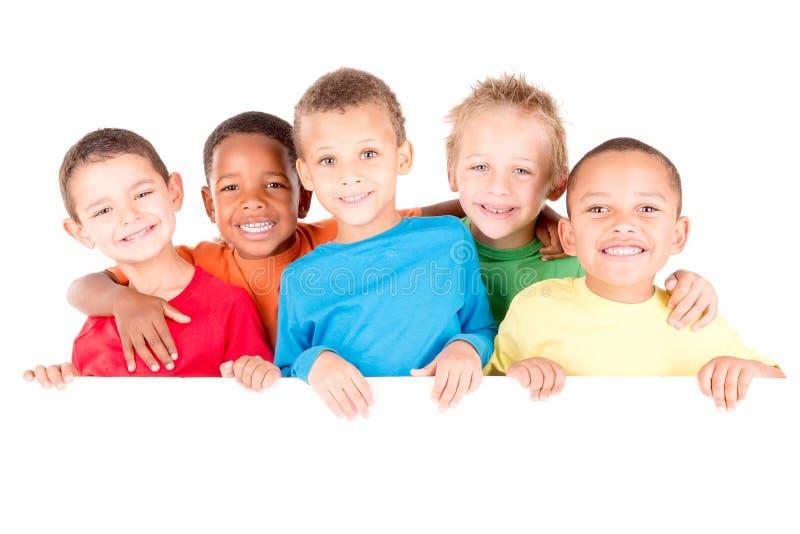 Małe dzieci zdjęcia stock