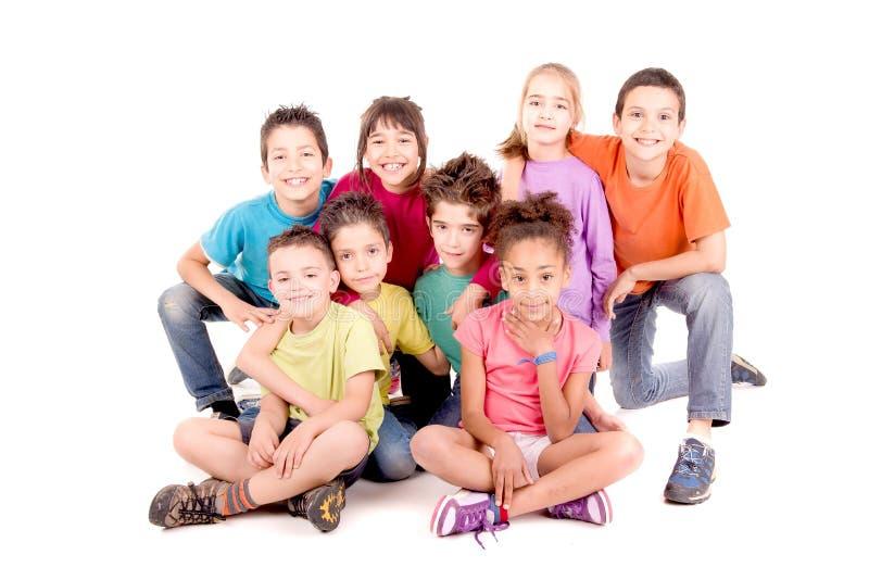 Małe dzieci fotografia stock